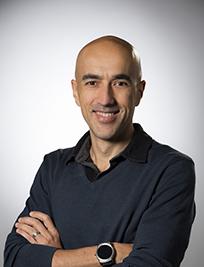 Headshot of Alessandro Orso