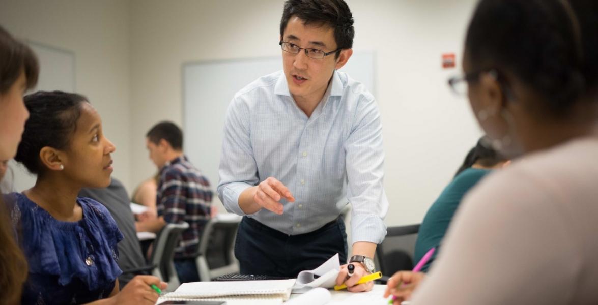 Dr. Kwong Teaching