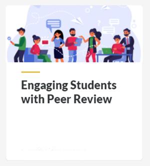 Peer Review
